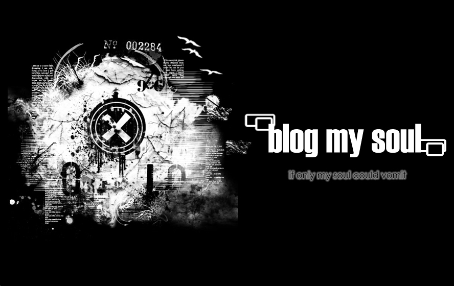 Blog my soul