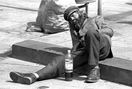 El levantamiento de la dependencia alcohólica por la música