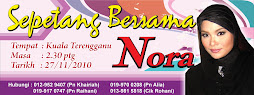 Sepetang Bersama Nora