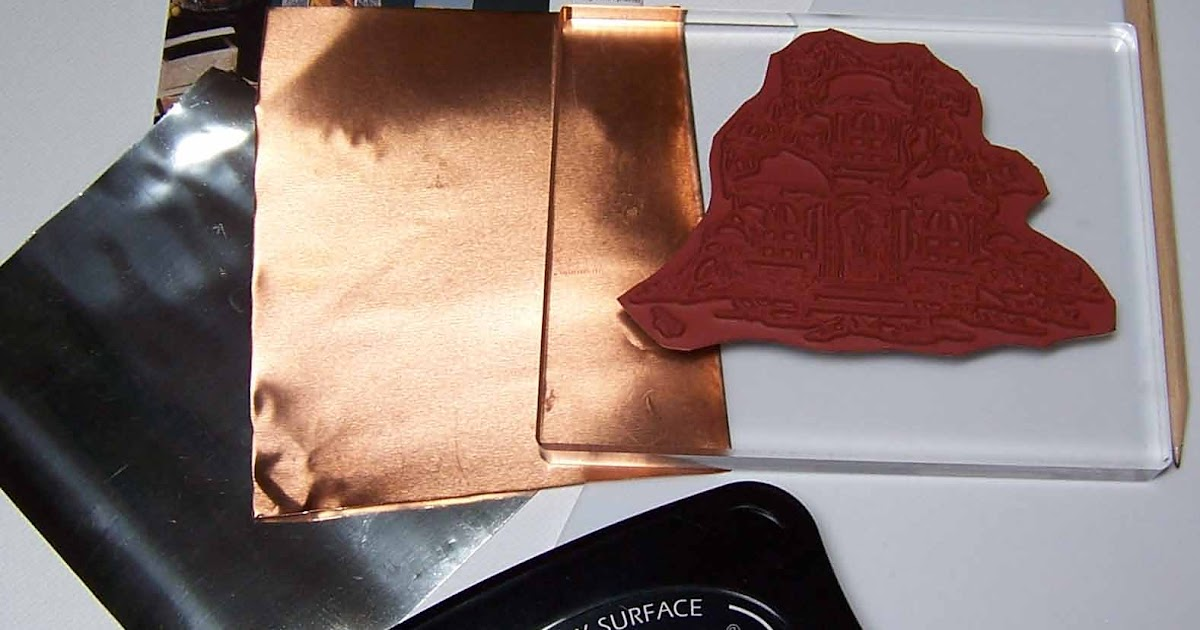 The Pixie Cottage Metal Repousse Tutorial By Tanya