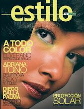 revista estilo