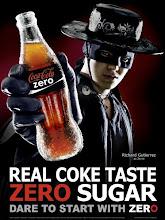Zorro and Coke Zero (2009)