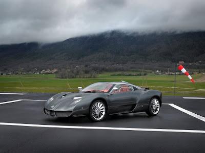 2007 Skyker C12 Zagato