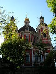 L'église Saint-Clément-Pape-de-Rome (Moscou)