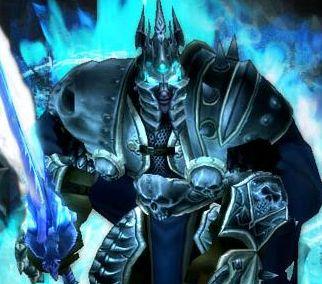 Cavaleiro Cinzento Deathknight
