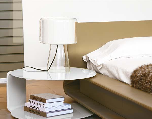 Media naranja brillasvos mesas de luz originales cu l - Mesitas de noche diseno ...