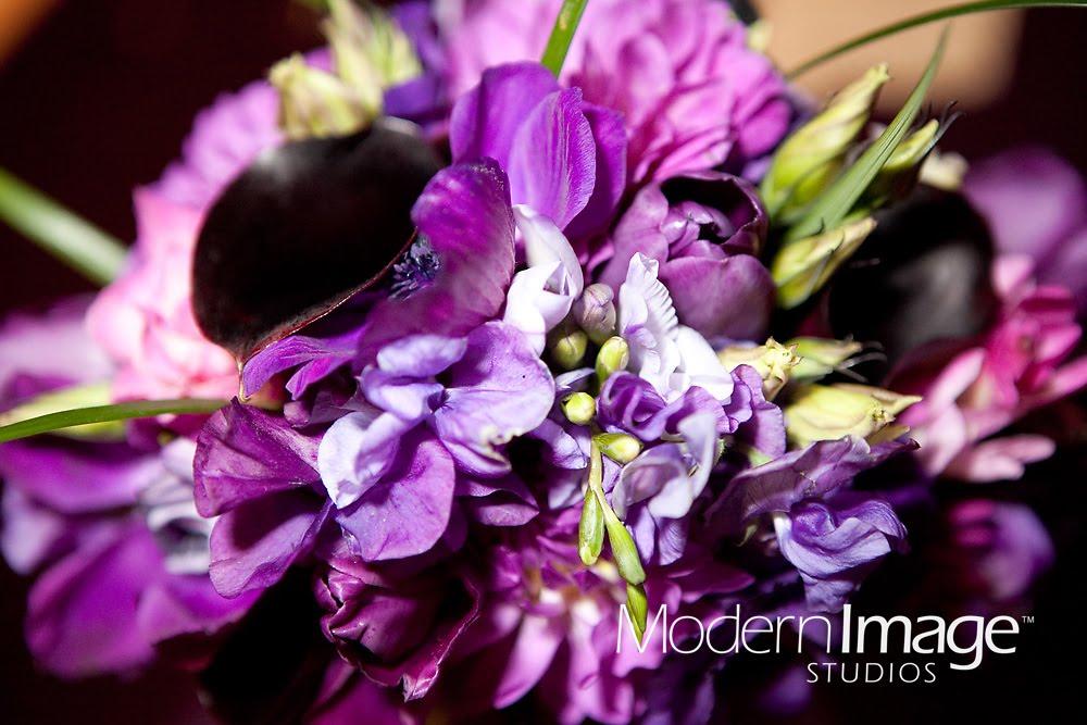 Purple bridesmaid bouquets purple bridal bouquet purple centerpieces and