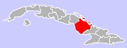 Localizacion de Guaimaro