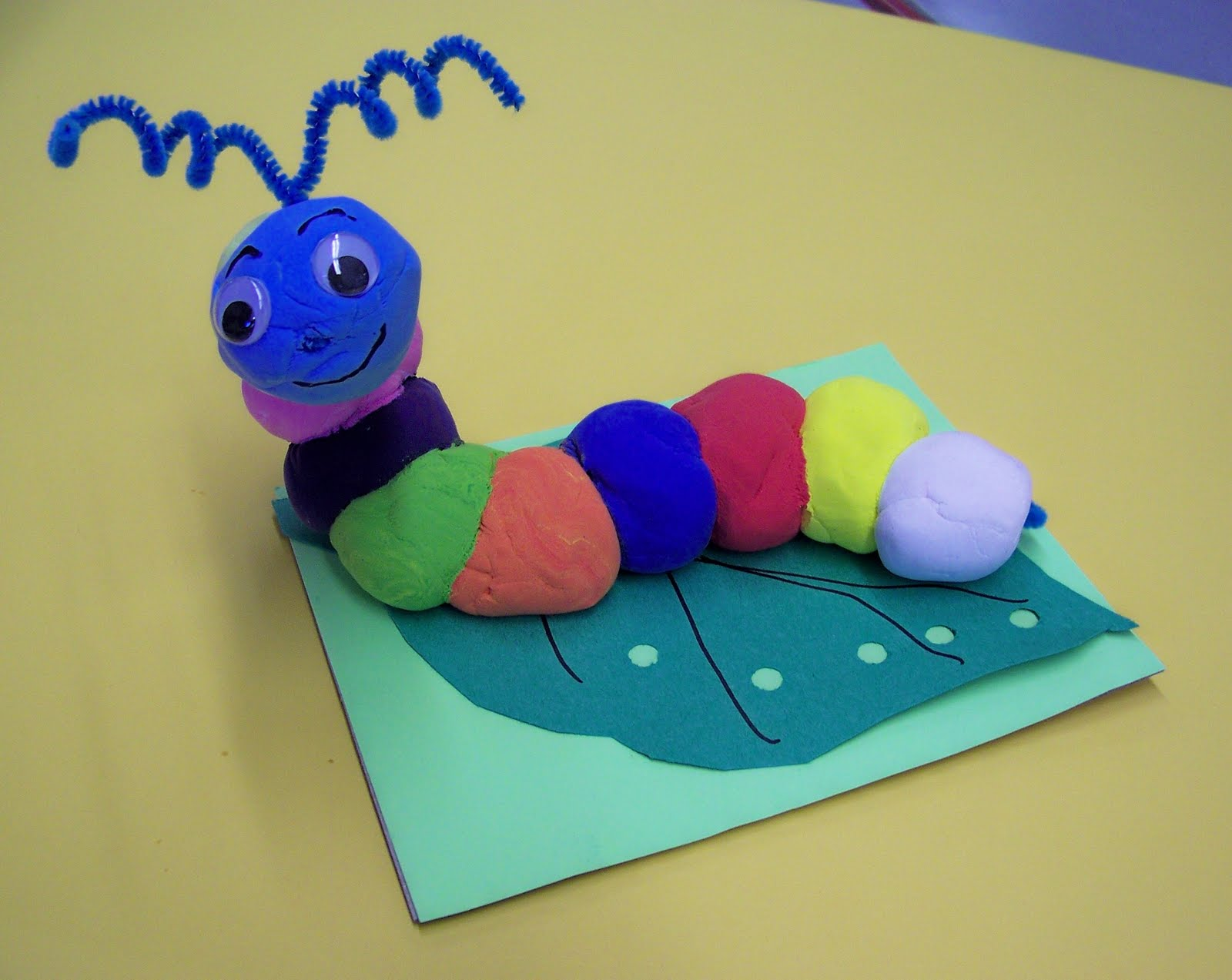 The Very Colorful Caterpillar | Library Arts