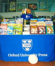 Oxford Educational Centre Moldova bookstore