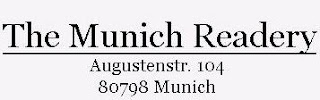 The Munich Readery bookstore logo