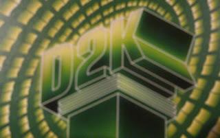 d2k bookstore logo