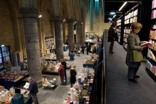 Selexyz Dominicanen bookstore Maastricht