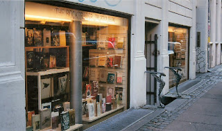 The Booktrader bookstore Copenhagen