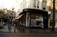Athenaeum Boekhandel bookstore Amsterdam