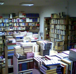 bookstation bookshop interior