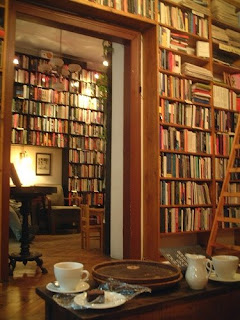 massolit bookstore interior