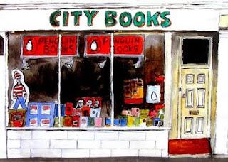 city books bookshop