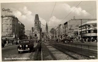 Berlin Kurfurstendamm
