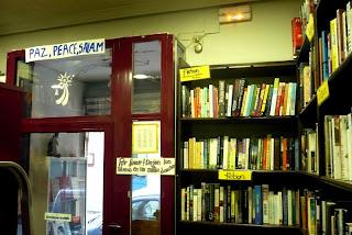 Petras International Bookshop Madrid