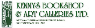 kennys bookshop and gallery logo