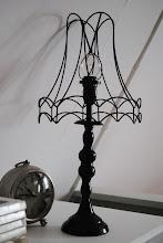 jag gillar lampskärmar utan tyg...