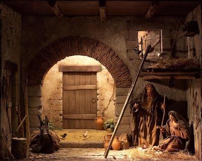 I presepi di francesco aiello diorama storico spagnolo - Finestra in spagnolo ...