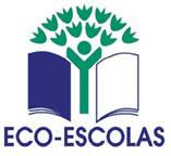 ECO-ESCOLAS - a nossa escola apresentou candidatura pela primeira vez.