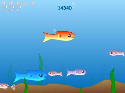 fishy  full screen