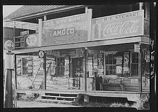General Store in Virginia, 1937