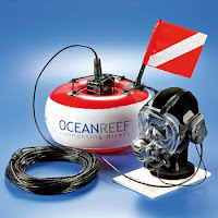 Underwater Cell Phone