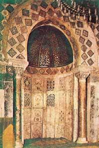 خصائص الفن المعماري الإسلامي 7