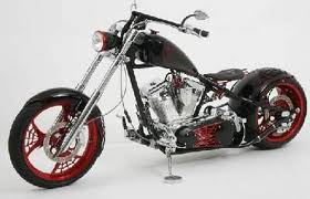 IMeandering  AMERICAN CHOPPER  SR  vs  JR  PART 2