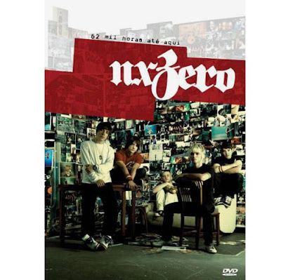 NX Zero  62 Mil Horas Ate Aqui (Audio-DVD)  2008