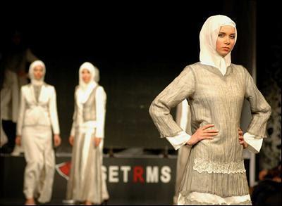stylish elegant hijab