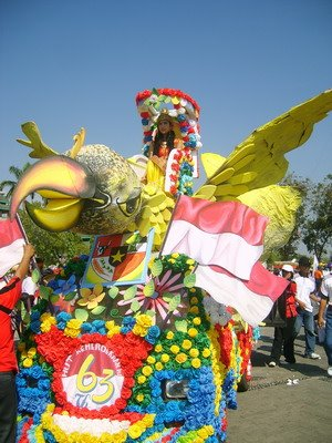 Karnaval Garuda 2008