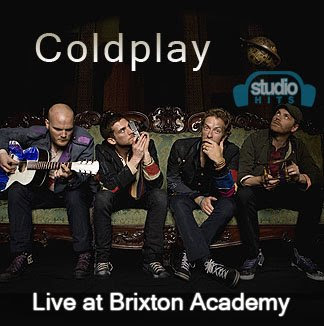 Download CD Coldplay – Live at Brixton Academy 2009