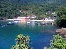 Praia Vermelha - Ilha Grande