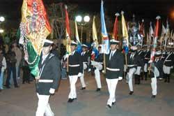 Colegio nacional sim n bol var conmemora sus 183 a os de for Colegio bolivar y freud