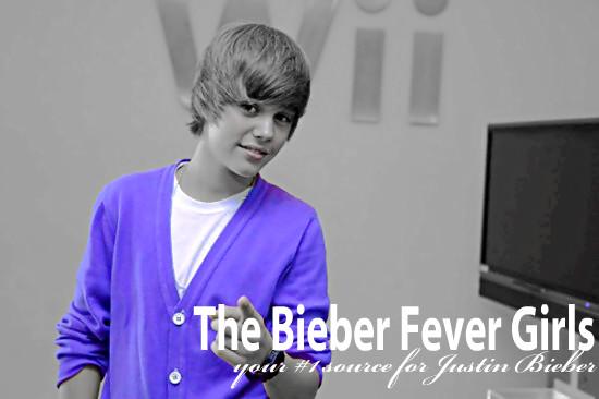 bieber fever logo. The Bieber Fever Girls