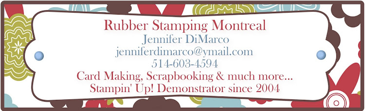 Stamping in Montreal &amp; Ottawa
