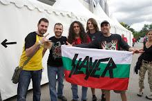 с Tom Araya от Slayer