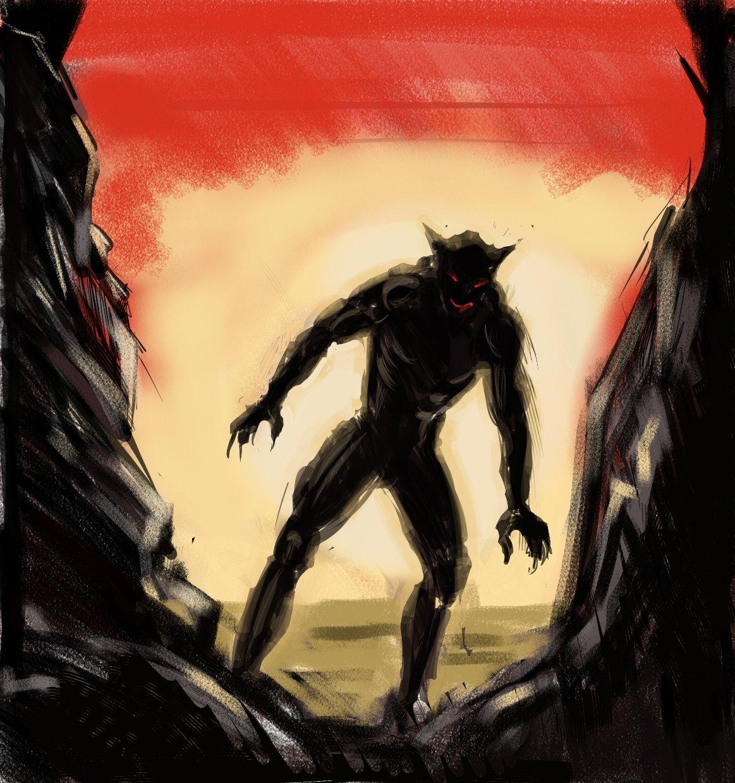 [werewolf+cave+speed]
