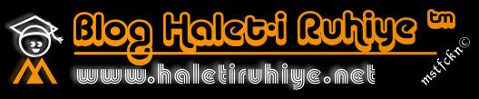 Blog Hâlet-i Ruhiye™