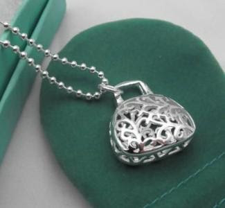 silver chic chain