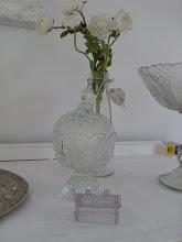 Litet glas hus