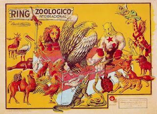 RING ZOOLÓGICO INTERNACIONAL 1941