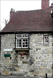 Plague House, york