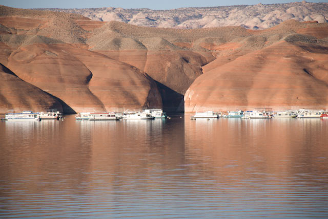 Lake Powell Images: Lake Powell - Bullfrog Marina