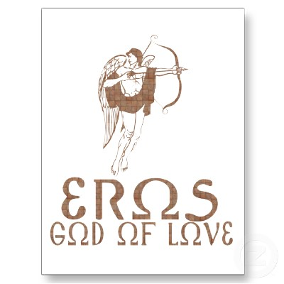 Information on eros the greek god